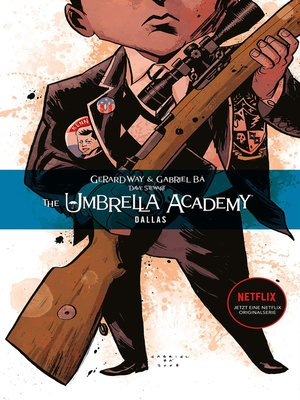 cover image of The Umbrella Academy 2