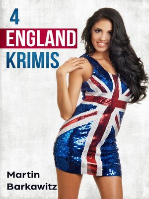 cover image of 4 England Krimis