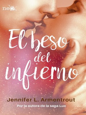 cover image of El beso del infierno (Los Elementos Oscuros 1)