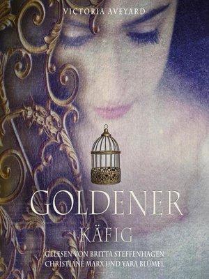cover image of Goldener Käfig