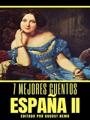 cover image of 7 mejores cuentos--España II