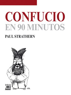 cover image of Confucio en 90 minutos