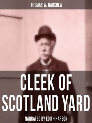 cover image of Cleek of Scotland Yard
