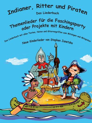 cover image of Indianer, Ritter und Piraten
