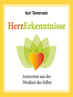 cover image of Herzerkenntnisse