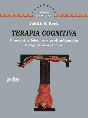 cover image of Terapia cognitiva