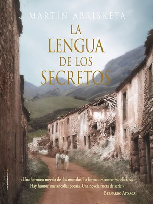 cover image of La lengua de los secretos