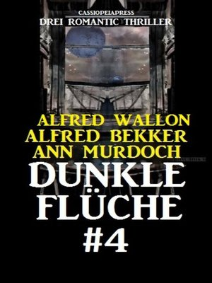 cover image of Dunkle Flüche #4