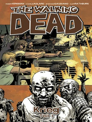 cover image of The Walking Dead 20