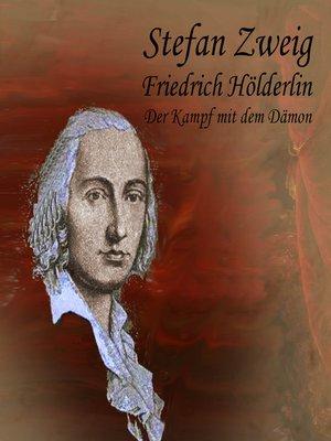 cover image of Friedrich Hölderlin