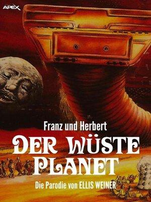 cover image of FRANZ UND HERBERT