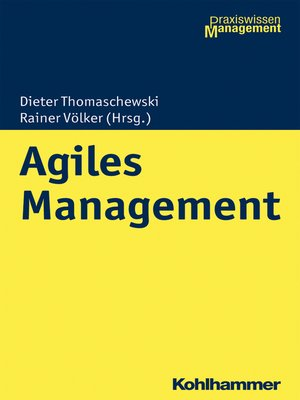 cover image of Agiles Management