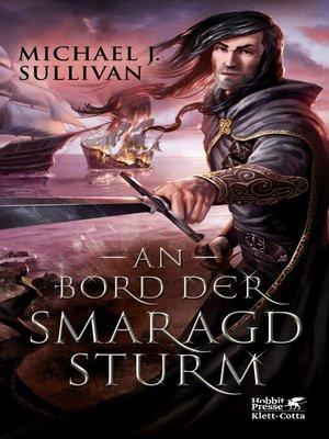 cover image of An Bord der Smaragdsturm
