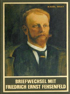 cover image of Briefwechsel mit Friedrich Ernst Fehsenfeld II