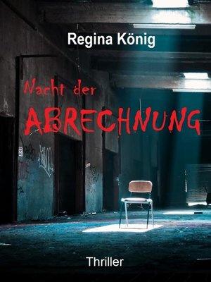 cover image of Nacht der Abrechnung