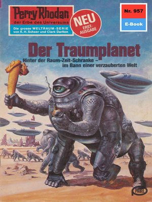 cover image of Perry Rhodan 957
