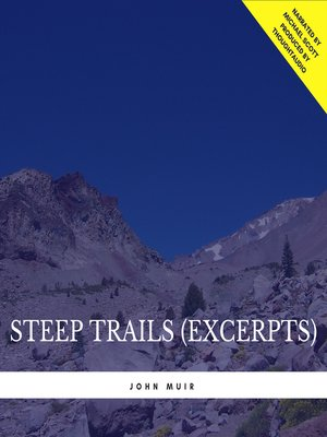 cover image of Steep Trails (Excerpts)