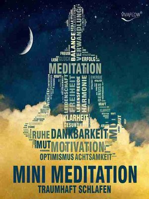 cover image of Traumhaft schlafen mit Mini Meditation