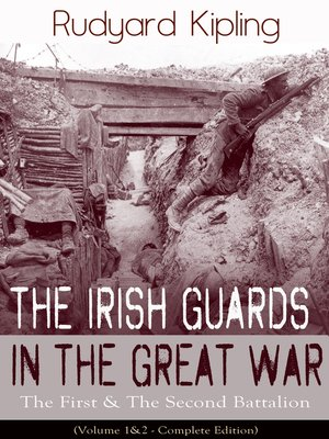 cover image of The Irish Guards in the Great War