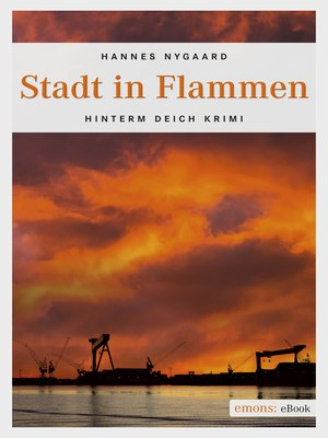 cover image of Stadt in Flammen