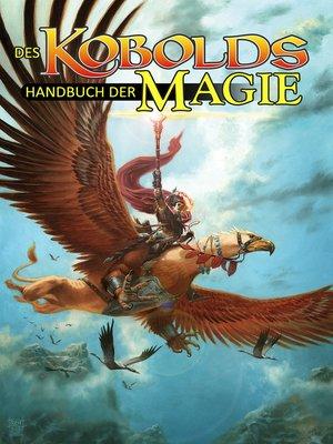 cover image of Des Kobolds Handbuch der Magie