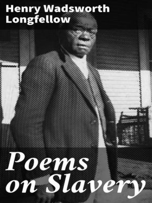 cover image of Poems on Slavery