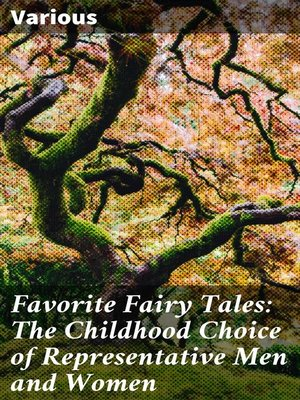 cover image of Favorite Fairy Tales