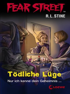 cover image of Tödliche Lüge