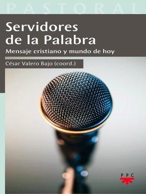 cover image of Servidores de la Palabra
