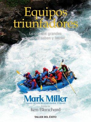 cover image of Equipos triunfadores