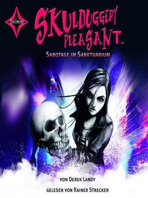 cover image of Skulduggery Pleasant, Folge 4