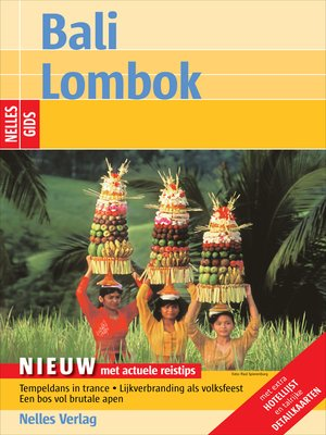 cover image of Nelles Gids Bali--Lombok
