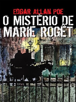 cover image of O Mistério de Marie Rogêt
