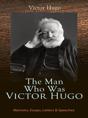 cover image of The Man Who Was Victor Hugo