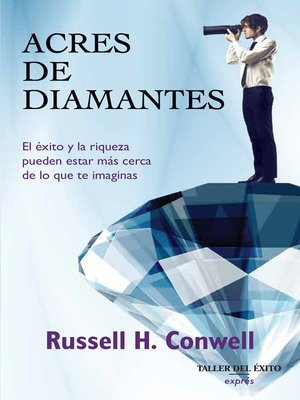 cover image of Acres de diamantes