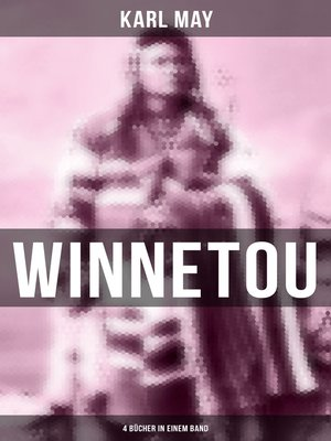 cover image of Winnetou (4 Bücher)