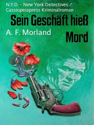 cover image of Sein Geschäft hieß Mord