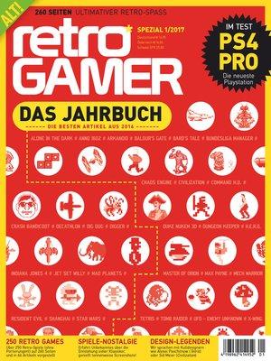 cover image of Retro Gamer Spezial 1/2017