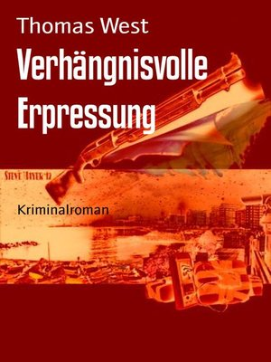 cover image of Verhängnisvolle Erpressung