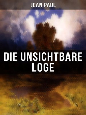 cover image of Die unsichtbare Loge