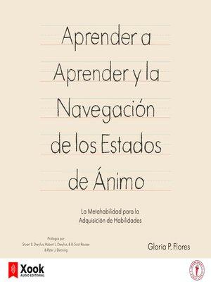 cover image of Aprender a aprender