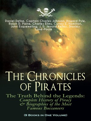 cover image of The Chronicles of Pirates – the Truth Behind the Legends