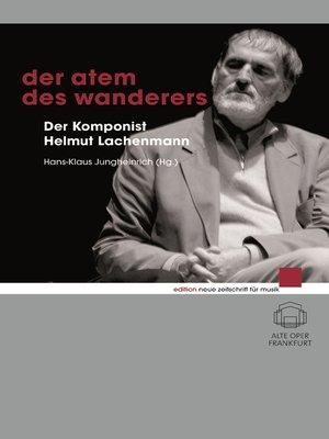cover image of Der Atem des Wanderers