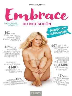 cover image of Embrace--Du bist schön