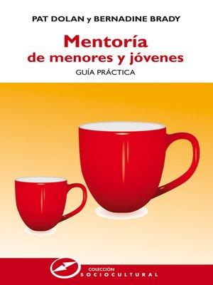 cover image of Mentoría de menores y jóvenes