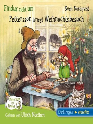 cover image of Findus zieht um / Pettersson kriegt Weihnachtsbesuch