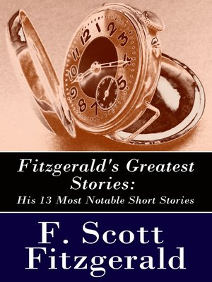 cover image of Fitzgerald's Greatest Stories