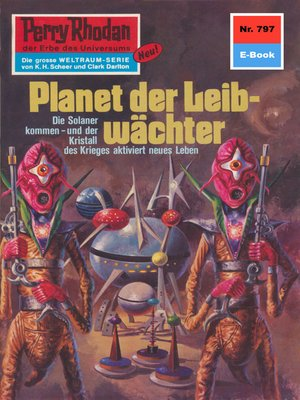 cover image of Perry Rhodan 797
