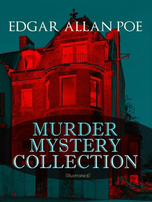 cover image of MURDER MYSTERY COLLECTION (Illustrated)