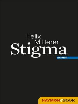 cover image of Stigma